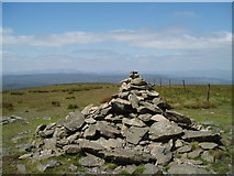 SJ0631 : Moel Sych by Ted Richards
