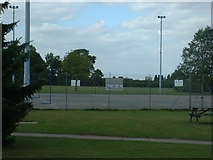 TL3605 : Wormley Playing Fields by Chris Hunt