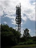 SP8440 : Telecommunications Mast by Stuart and Fiona Jackson