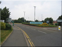 SP3078 : Coventry Business Park, Canley by David Stowell