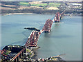 NT1379 : Forth Bridge by Keith Boardman