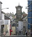 SX2564 : Liskeard town centre by Tony Atkin