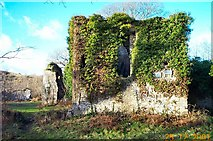 SS8777 : Candleston Castle - Glamorgan by Richard Knights