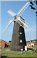 TQ3565 : Shirley Windmill, Post Mill Close, Croydon CR0 5DY by Philip Talmage