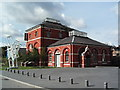 TQ3089 : The Pumphouse Hornsey by Michael Green