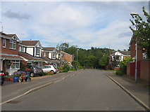 SP3879 : Gainford Rise, Binley by David Stowell
