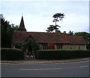 TQ1863 : Parish Church of St Mary the Virgin, Chessington by Roger Miller