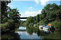 ST6470 : A4174 crossing the River Avon, near Hanham by Martyn Pattison