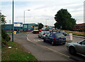 TQ3567 : Entrance to Croydon Road Industrial Estate, Elmers End, Beckenham; BR3 4BY by Philip Talmage