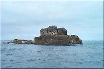 SV8505 : Gorregan - Scilly by Richard Knights