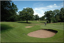 SJ6496 : Leigh Golf Club by andy