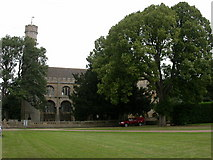 TF2804 : Abbey Church of St Mary and St Botolph, Thorney. by Kokai