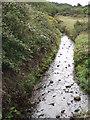 SW7445 : Stream near Carnhot by Sheila Russell
