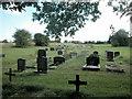 SJ4469 : Village Burial Ground by Dennis Turner