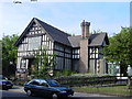SJ3687 : Lark Lane Library by Sue Adair
