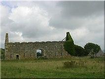 SH4172 : Old Barn, Henblas, Llangristiolus by Keith Williamson