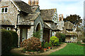 ST5578 : Blaise Hamlet by Richard Law