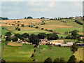 SE1033 : Aldersley Farm by David Spencer