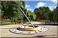 TQ3296 : Millennium Fountain, Enfield by Christine Matthews