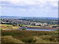 SE0532 : View of Stubden Reservoir from Thornton Moor Road by Mick Melvin
