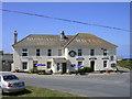 SW4337 : Gurnard's Head Hotel, Treen by Jim Champion