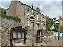 TQ5827 : Mayfield Village sign by Nigel Freeman