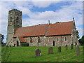 TA0853 : St Elgins Church, North Frodingham by Stephen Horncastle