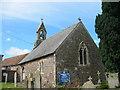 SO4901 : Trelleck Grange Church by Stuart and Fiona Jackson