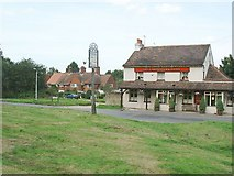 TQ4251 : Carpenters Arms at Limpsfield Common by Nigel Freeman