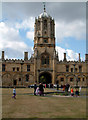 SP5105 : Tom Tower, Christ Church, Oxford by Philip Talmage