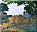 SD6731 : Millstone at Ramsgreave Hall Farm by Mike and Kirsty Grundy