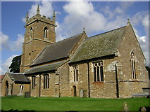 TA2007 : St.Lawrence's church, Aylesby, Lincs. by Richard Croft