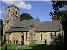 TA2606 : St.Giles' church, Scartho, Lincs. by Richard Croft