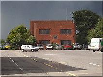 SP7309 : Haddenham Business Park by David Hawgood