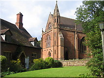 SP2075 : The Parish Church of St Mary the Virgin, Temple Balsall by David Stowell