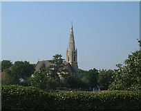 TQ4973 : St John's Church, Bexley by Jane Dole