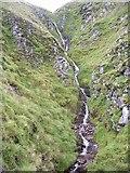 NH0950 : Waterfall, Moruisg by Chris Eilbeck