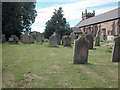 SJ4570 : St Peter's Churchyard by Dennis Turner