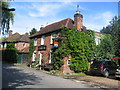 SU9298 : The Crown Inn, Little Missenden by Pip Rolls
