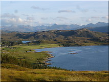 NG8784 : Torridon Viewpoint by Roger McLachlan