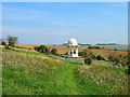 TQ3011 : The Chattri War Memorial on the Downs above Brighton. by Simon Carey