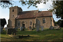 SO7428 : Pauntley Church by Philip Halling
