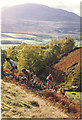 NY3126 : Gategill Fell Race by Mick Garratt