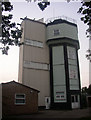 TL6356 : Water Tower House, Burrough Green, Cambridgeshire by mike