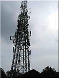 TQ6886 : Telecom's Tower at Westley Heights. by Glyn Baker