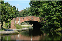 SP0585 : Birmingham and Worcester Canal by Andrew Clayton