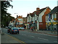 SK6105 : Uppingham Road Shops by Chris Shaw