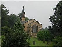 SK3796 : Holy Trinity church, Thorpe Hesley by Richard Croft