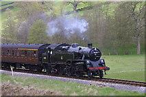 SE0336 : Keighley & Worth Valley Railway by Bev Dickinson