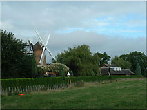 SP6192 : Mill at Arnesby by Chris Shaw